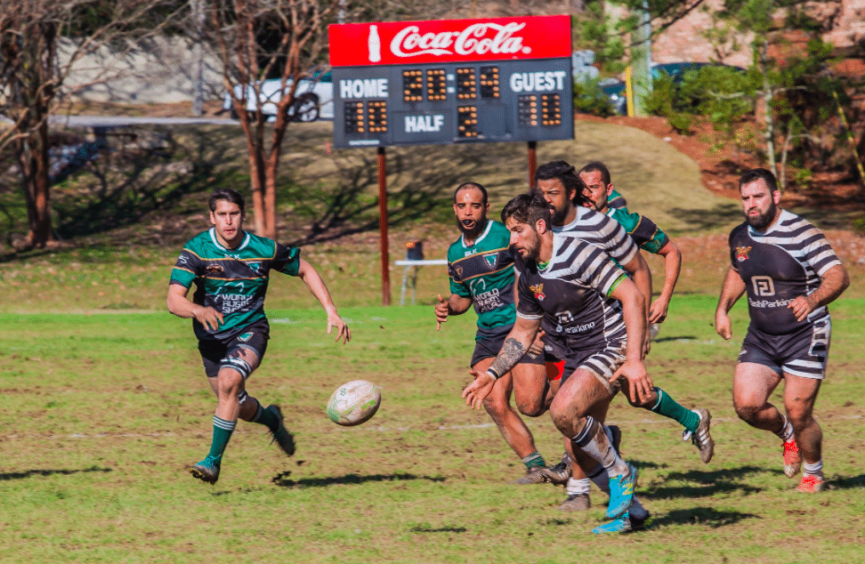 "Rugby in the Magic City is ""Birmingham's best kept secret"""